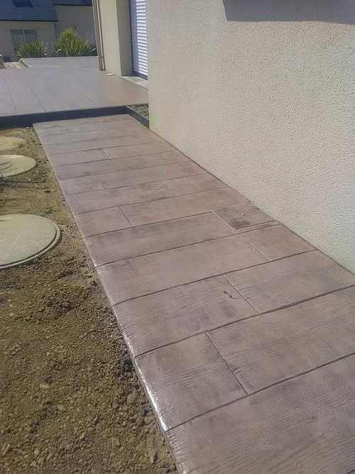 Terrasse en béton imprimé à Saint Alban (22 400) 3768523524567150245551334262978993759715328n