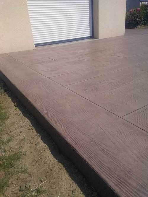 Terrasse en béton imprimé à Saint Alban (22 400) 3770852224567128078886881671366839403282432n